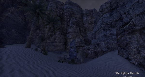 The Thief — Alik'r Desert